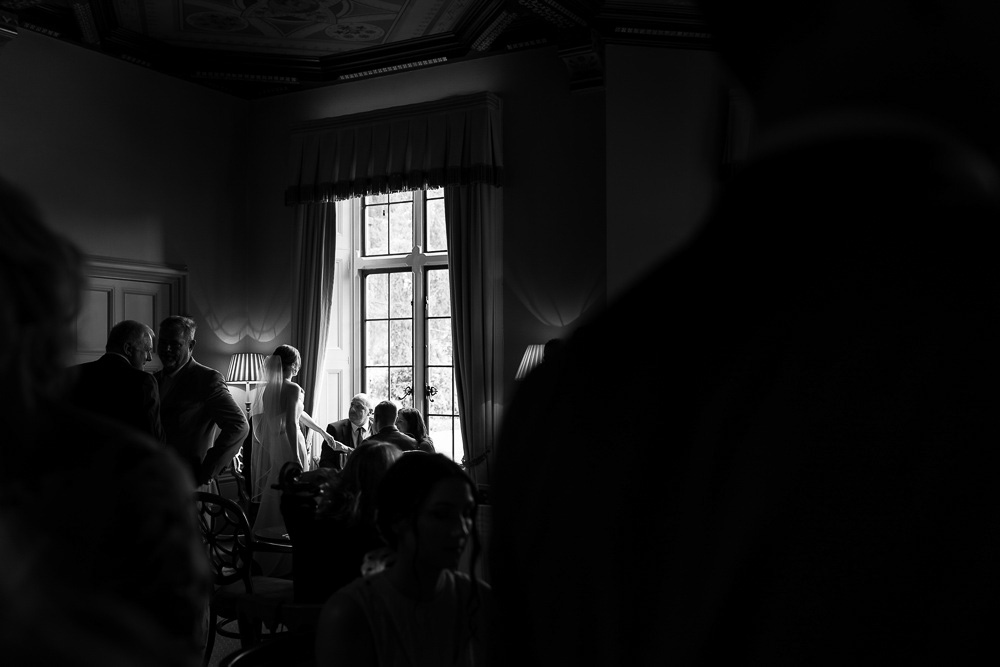 The Elvetham wedding photography by award winning Hampshire wedding photographer Martin Bell.