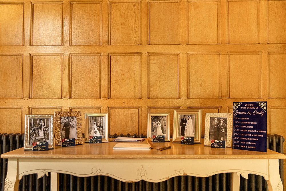 Coombe Lodge at Blagdon wedding photography by multi award winning wedding photographer Martin Bell.