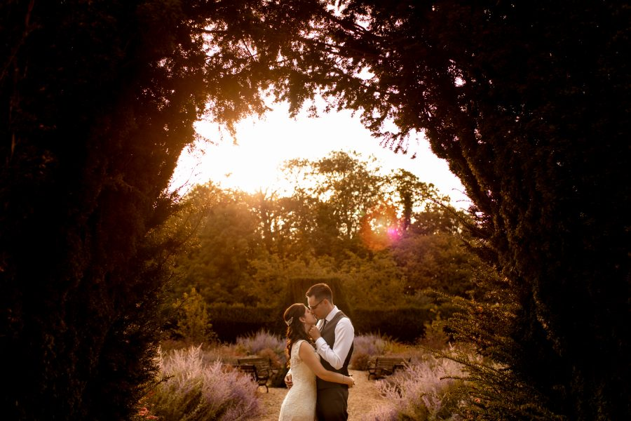 Natural and documentary Hampshire wedding photography by multi award winning wedding photographer Martin Bell.