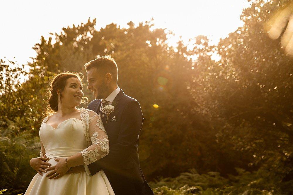 Moorhill House wedding photography by multi award winning wedding photographer Martin Bell.