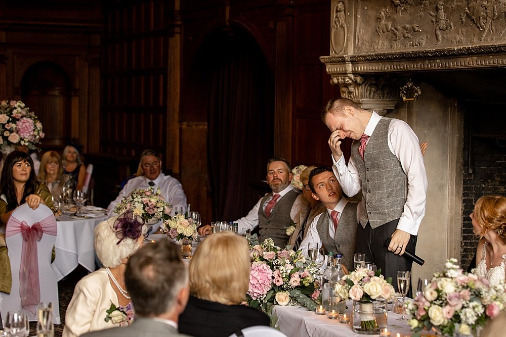 New Forest summer wedding photography at Rhinefield House by multi award winning wedding photographer Martin Bell.