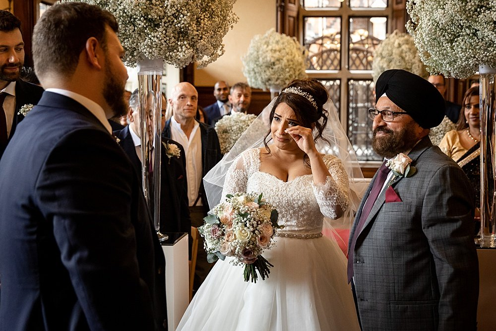 The Elvetham Autumn wedding ~ Avneet & Leo