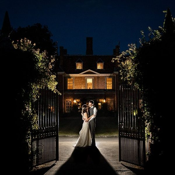 Lainston House Summer Wedding ~ Michelle & Marcus