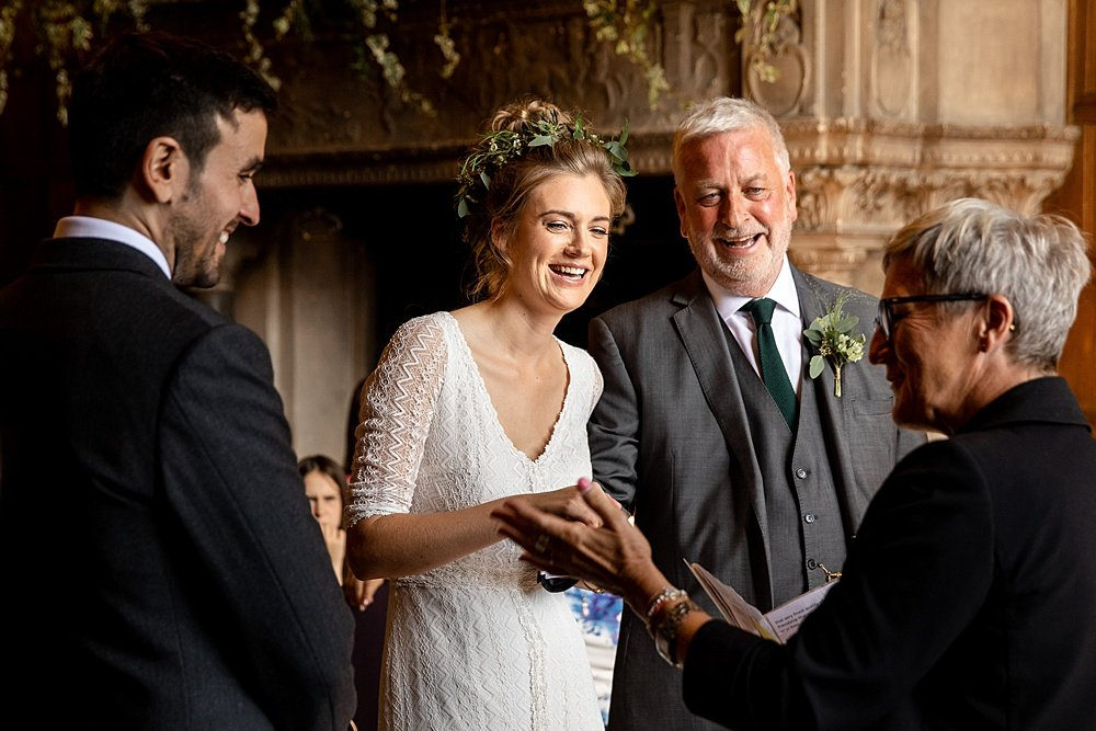 Rhinefield House wedding photography by multi award winning wedding photographer Martin Bell.