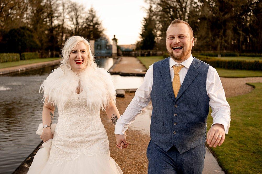 New Forest Alternative wedding photography by award winning Hampshire wedding photographer Martin Bell