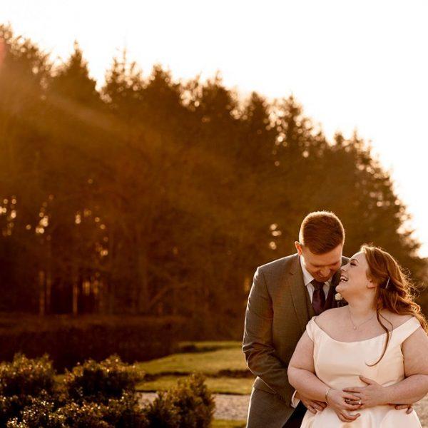 New Forest Winter Wedding Photography ~ Anna & Callum