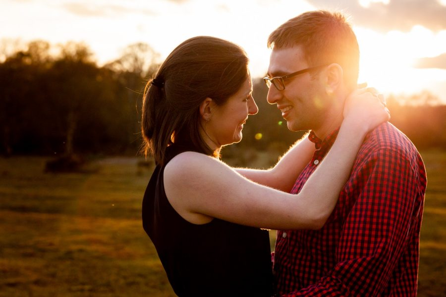 Hampshire wedding photographer - Southampton, Portsmouth and New Foresat engagement photo shoots by Martin Bell Photography