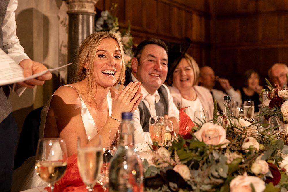 An elegant wedding at Rhinefield House by award winning hampshire wedding photographer Martin Bell