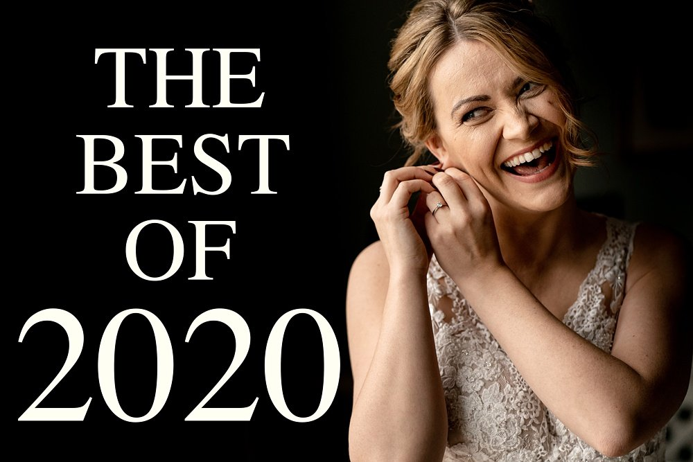The Best Wedding Photography Of 2020