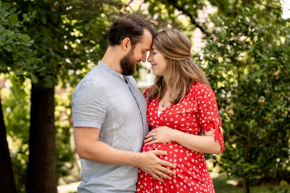 Bump photoshoot ~ Emily & Dan