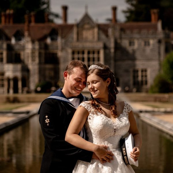 Southampton wedding photographer ~ Annie & Gregory